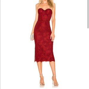 Lovers + Friends Tinley Midi dress